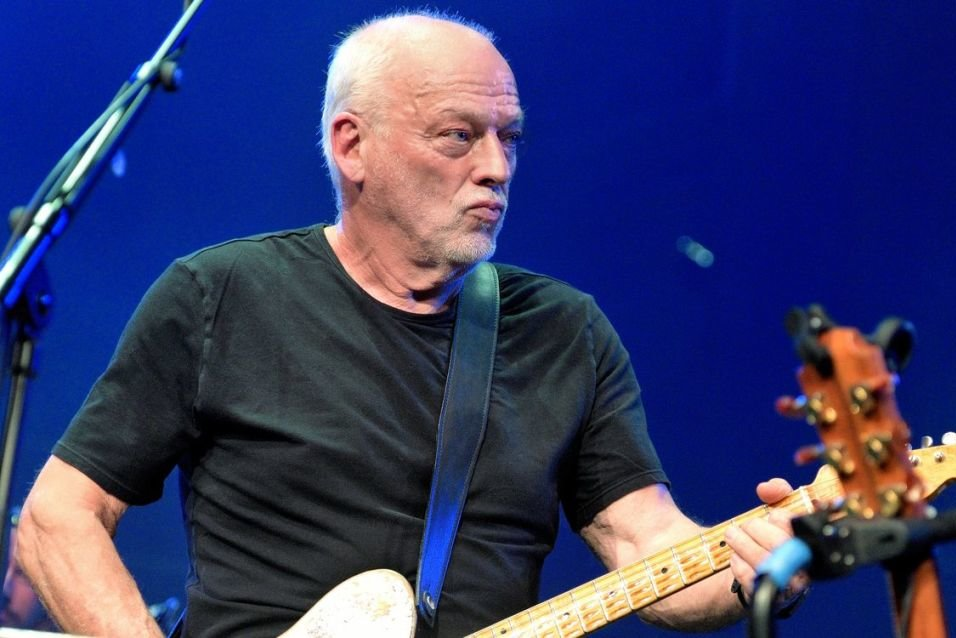 Im September 2019 stand David Gilmour auf der Bühne der Royal Albert Hall in London, zur Feier des Geburstages von Musiker Richard Thompson.