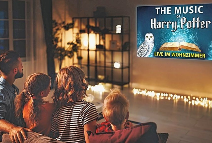 The Music Of Harry Potter - Live im Wohnzimmer. Foto: Highlight Concert