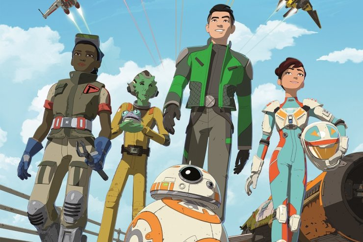 TV-Tipp: Star Wars Resistance