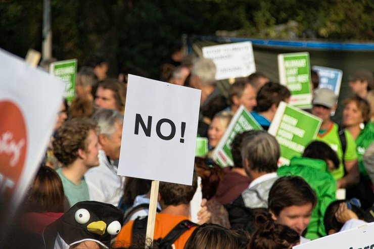 "Umfrage zu ""Fridays For Future"""