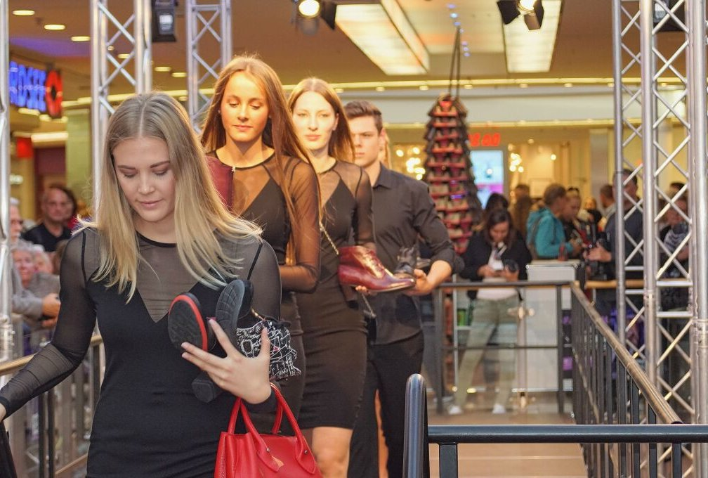 Mode und Shopping zur Fashion Night in Zwickau. Foto: msz/Alfredo Randazzo